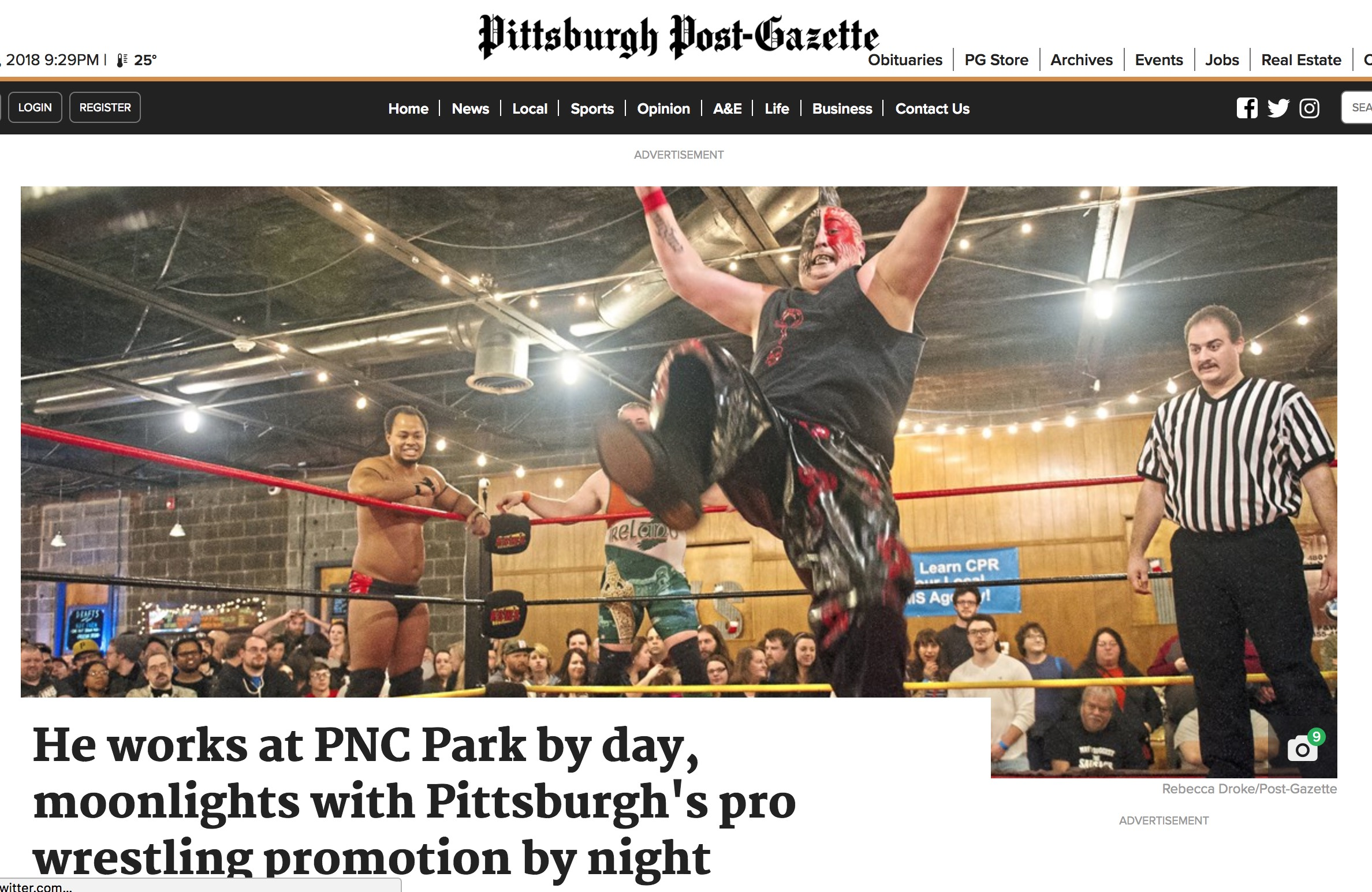 KSWA in the Pittsburgh Post-Gazette!