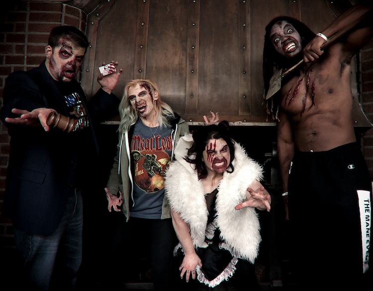 Ryse Wrestling is Teaming with The Scarehouse Featured in NextPittsburgh!
